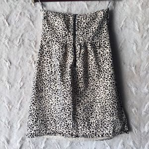 Volcom Dresses - Volcom Leopard Mini Dress, L